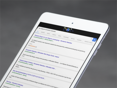 Google Stars in Search Results