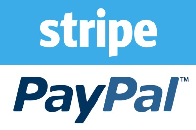 Stripe and Paypal